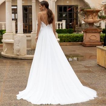 Robe Mariage Bohème Romantique Barbara