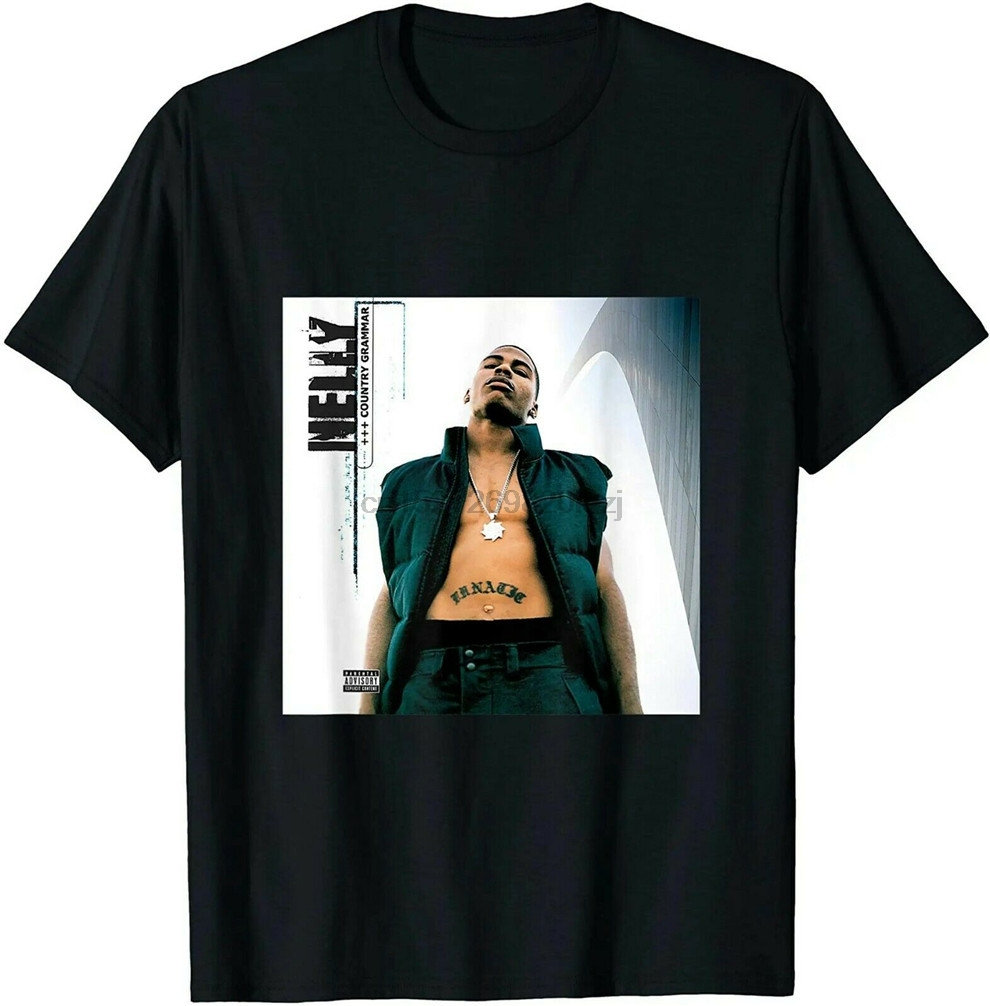 NEW LIMITED EDITION Inspired By NELLY TEE Merch Hip Hop Tour Rare T-SHIRT