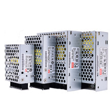 MEAN WELL RS-15 25 35 50 3.3V 5V 12V 15V 24V 36V 48V meanwell RS-50 3.3 5 12 15 24 36 48 V Single Output Switching Power Supply