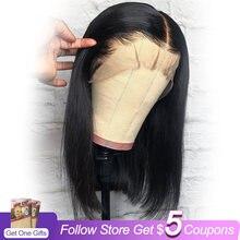 13x4 человеческие волосы с фронтальным кружевом для чернокожих