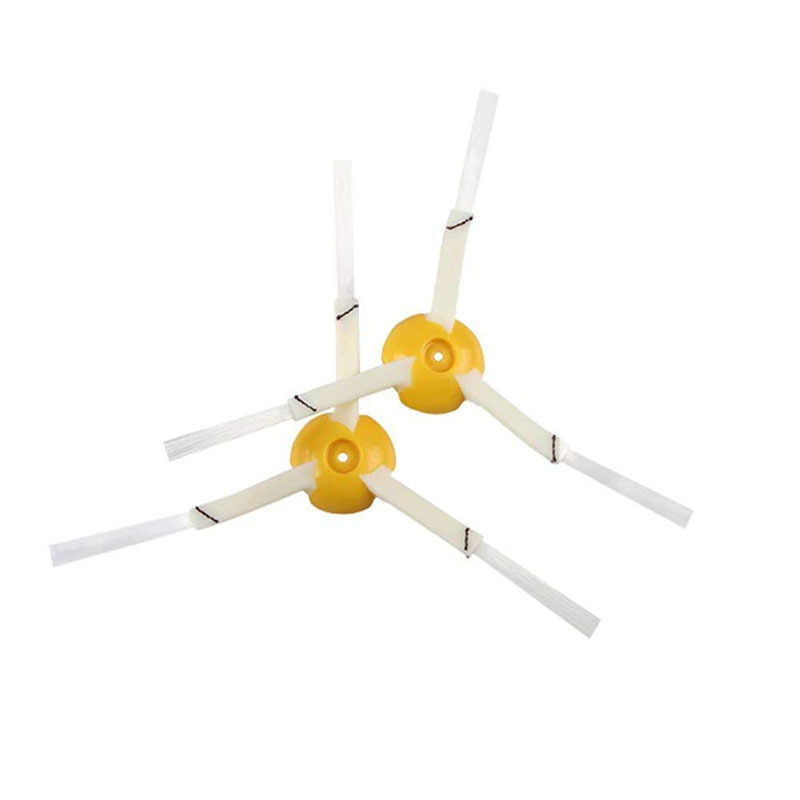 1PCs 3-Bewaffnet Seite Pinsel Für iRobot Roomba 500 600 700 Serie 528 595 610 620 630 650 660 760 770 780 roboter Staubsauger Teile
