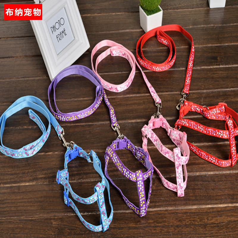 2017 New Style Stylish And Durable Lingering Affection Dog Hand Holding Rope Four Colors Pet Dog Traction Belt