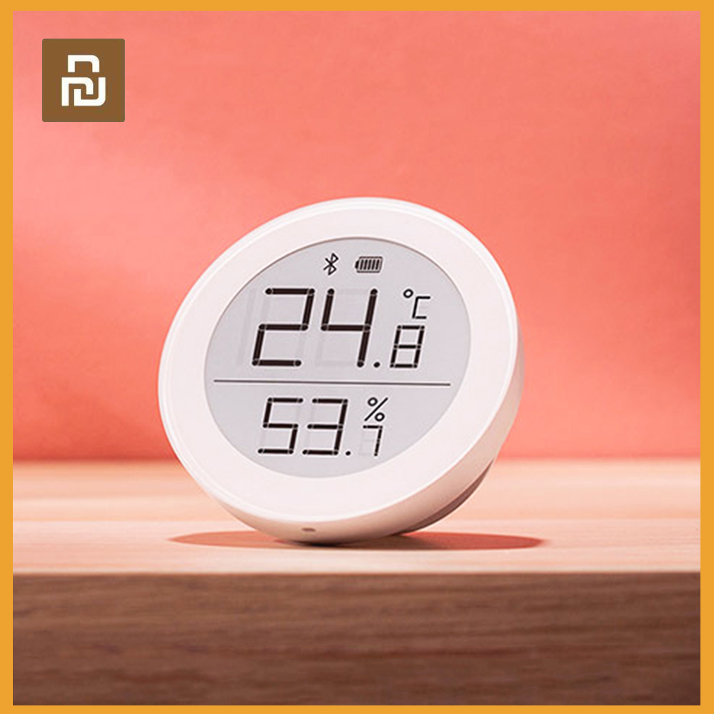 Xiaomi Youpin Digital Thermometer Hygrometer Smart Indoor Temperature and Humidity Monitor Bluetooth Work with Mijia App