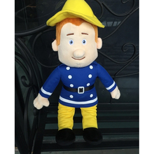 40cm סם בפלאש בובת אגורה קריקטורה ממולא פעולה איור צעצועי בובות מתנה לילדים חמוד Cartoon לקישוט חג המולד
