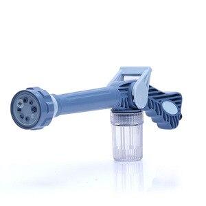 Image 1 - Macchina di Schiuma auto Multifunzionale Sprinkler 8 IN 1 Tubo Da Giardino Ugello Schiuma Pompa Ad Acqua Pistola di Lavaggio Auto Macchina Per La Pulizia Auto rondella