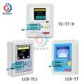 Многофункциональный тестер транзисторов с подсветкой TFT LCR-TC1 T7 для диодов, триодов, конденсаторов, резисторов, транзисторов