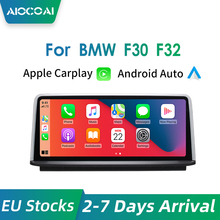 Draadloze Bmw Carplay En Android Auto Voor Serie 1 2 3 4 F20 F21 F22 F30 F31 F34 F32 F33 f36 F80 Head Unit