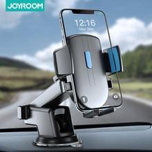 Joyroom Voiture Support Pour Téléphone Support 360 Rotation Pare-Brise Gravité Support Ventouse forte Tableau De Bord Support de Montage Pour Téléphone Dans La voiture