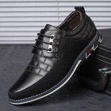 Haute qualité grande taille chaussures décontractées hommes mode affaires hommes chaussures décontractées offre spéciale printemps respirant chaussures hommes décontractées noir
