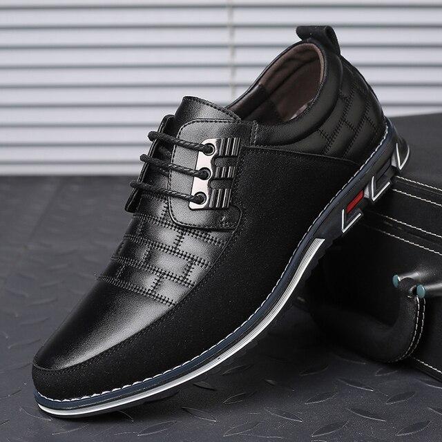 Men's Fashion Spring Shoes