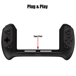 Image 4 - iPega 9163 Nintend Switch Game Controller Gamepad for Nintendo Switch joystick Plug & Play Game pad Handle for N Switch