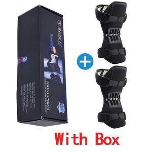 Knee Protection Booster Power Support Knee Pads VIP Link