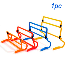 Removable Soccer Barrier Frame Football Adjustment Height For Sensitive Training Speed Sports Tool