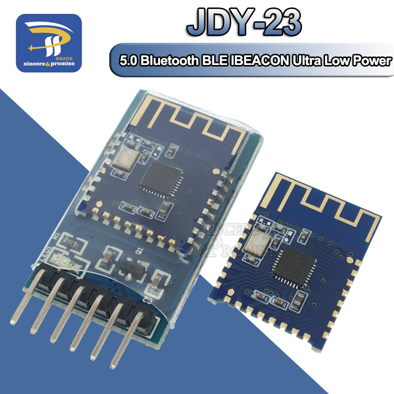 JDY-23 Bluetooth 5,0 Модуль BLE5.0 Bluetooth Прозрачная передача Bluetooth цифровая передача CC2541