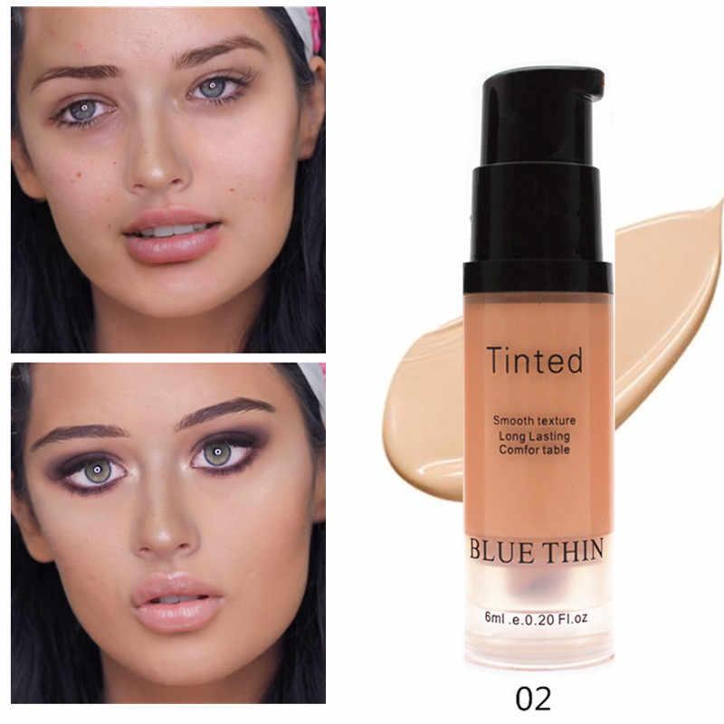 1pc Viso Concealer palette Cream Copertura Completa di Trucco Liquido Correttore Prodotti di Base di Base Make Up Per Gli Occhi Occhiaie Viso cosmetici