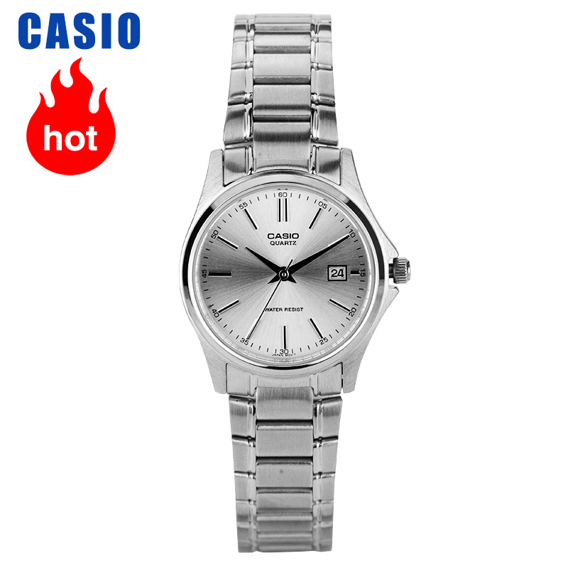 Casio montre femme simple mode petit quartz dames montre LTP-1183A-7A