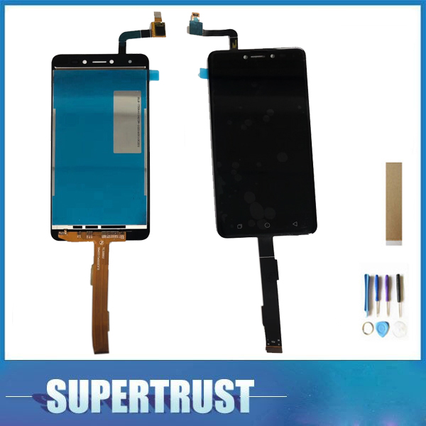 For Coolpad Torino S2 E503 LCD Display With Touch Screen Glass Digitizer Assembly Black Gold Color+kit