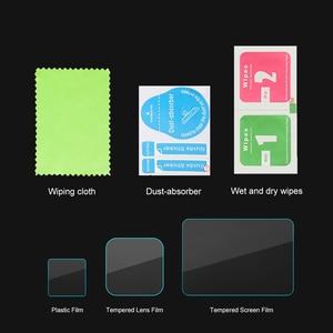 Image 5 - Protector de pantalla de vidrio templado para cámara Gopro Hero 8 Sport Protector de Pantalla DE LA Cámara, película de vidrio templado, accesorios para cámara