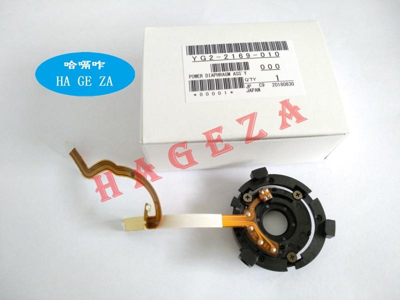 NEW Original Lens 17-85 Power Aperture Assembly Diaphragm Shutter Components Unit For Canon 17-85MM F 4-5.6 IS USM YG2-2169-010