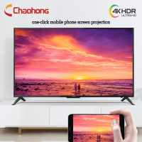 CHAOHONG Smart TV 65 Inches UHD 60Hz Resolution ATV DVB-T2/S2 Wi-Fi DLED Television 2