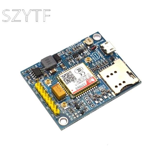 Płytka rozwojowa SIM868 GSM/GPRS/Bluetooth/moduł GPS do programu STM32, 51
