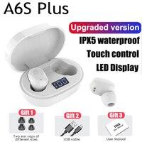 A6S Plus White