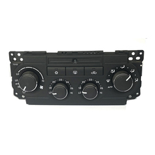 EFIAUTO Brand New Genuine Air Conditioning A/C Heater Control Panel 55111031AG For 2004-2011 Chrysler 300C