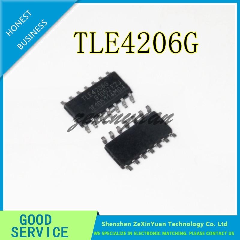 5PCS/LOT TLE4206G  TLE4206G TLE 4206 G SOP-14