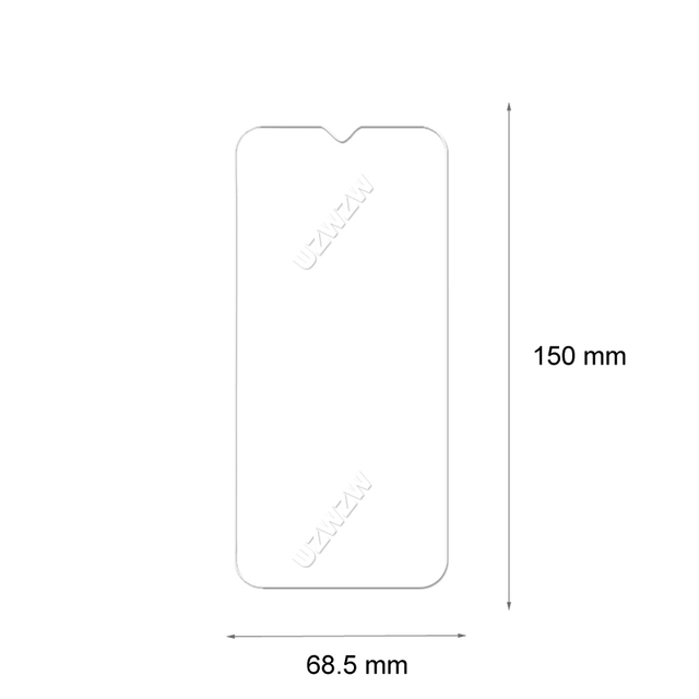 Dla Xiaomi Redmi 8A / Redmi 8 Premium 2.5D HD szkło hartowane dla Xiaomi Redmi 8 8A szkło ochronne