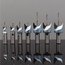 6mm 16mm כרסום קאטר נתב קצת בודהה חרוזים כדור סכין נגרות כלים 10mm Shank עץ חרוזים תרגיל