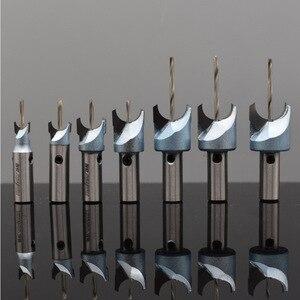 Image 1 - 6mm 16mm frez frez koraliki buddy Ball nóż narzędzia do obróbki drewna 10mm Shank drewniane koraliki wiertła