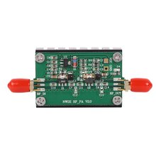 1 Pcs 2-700Mhz 3W Rf Power Amplifier Transmission Broadband Rf Power Amplifier Shortwave Power Amplifier digital transmission rf microwave broadband high frequency high linear power amplifier 30 1200mhz 0 2w