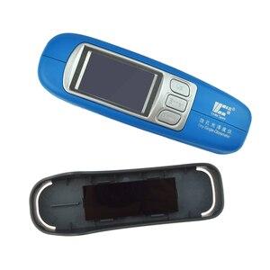 Image 4 - CS 300 tek açılı dijital Glossmeter 60 derece parlak Tester ölçer 0 ila 1000GU ölçüm aralığı