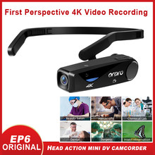 Vlog Kamera 4k Video Kamera Digital Camcorder Full HD ORDRO EP6 UHD 25fps Tragbare wifi Filmadora Vlog Kamera(China)