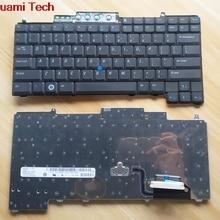 Laptop Keyboard Original D620 D630 D631 D820 M65 D830 PP18L For Dell