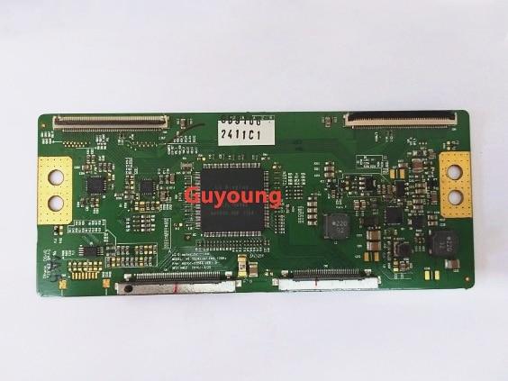 Original 100% Test For LG LCV6 32/42/47 FHD 120Hz 6870C-0358A Logic Board T-con Board