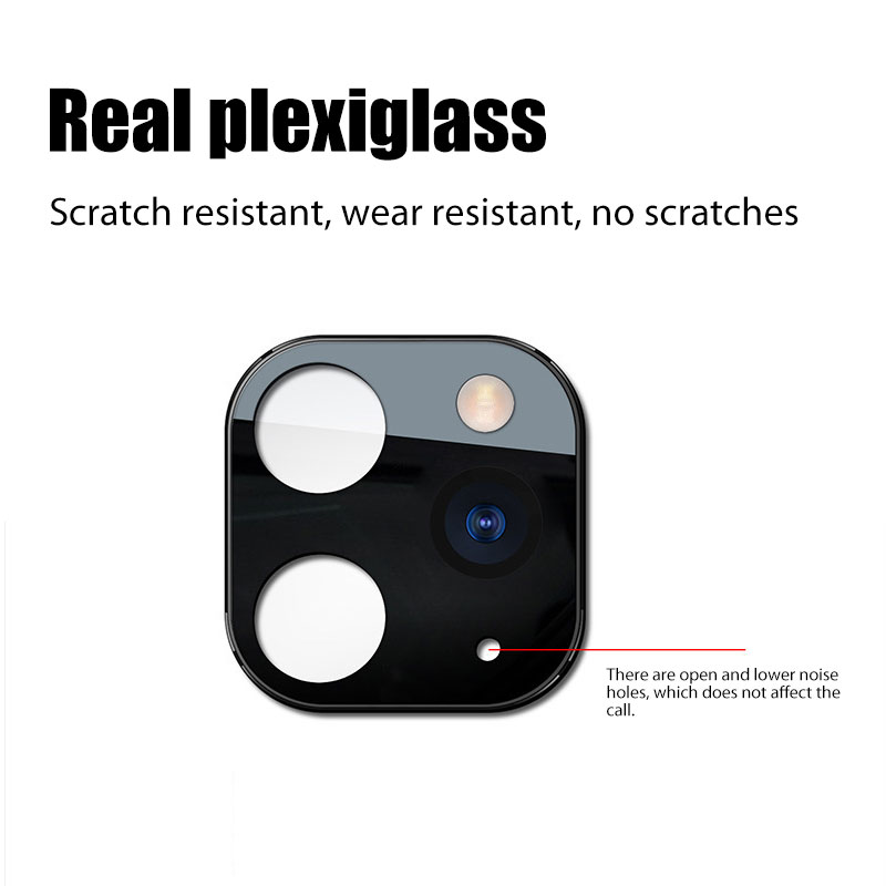 Applicable For iPhone Apple X Seconds Change 11 Lens Sticker XSMAX Modified 11PROMAX Explosion Modified Lens 11PROMAX Camera (5)