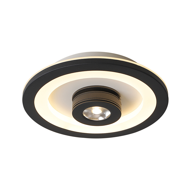 Led Modern Concise Creative Wall Ceiling Lamp Bedside Lamp Bedroom Celling Light Living Room European American Staircase Lamps