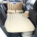 Carro cama inflável multifuncional viagem cama 900*1350 (mm) colchão do carro pvc + reunindo carro cama acessórios do carro