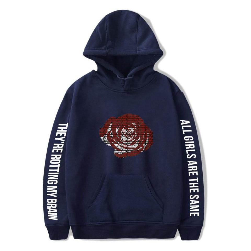 Sweatshirt Juice Wrld Hoodie Pullovers Men Women Kpop Hoodies Hip Pop Fans Shirt Hombre Mourning Warm Rap Clothes For Teens