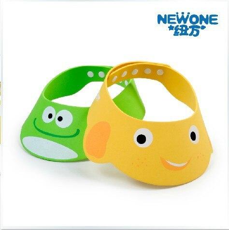Newone Genuine Product Baby CHILDREN'S Bathing Shower Cap Adjustable Zhan Kou Shi Thick Infant Shower Cap