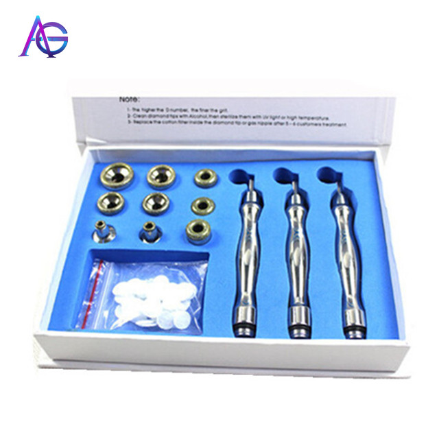 Accessories Of Portable Multifunctional 3 In One Face Cleansing Face Lifting Beauty Apparatus