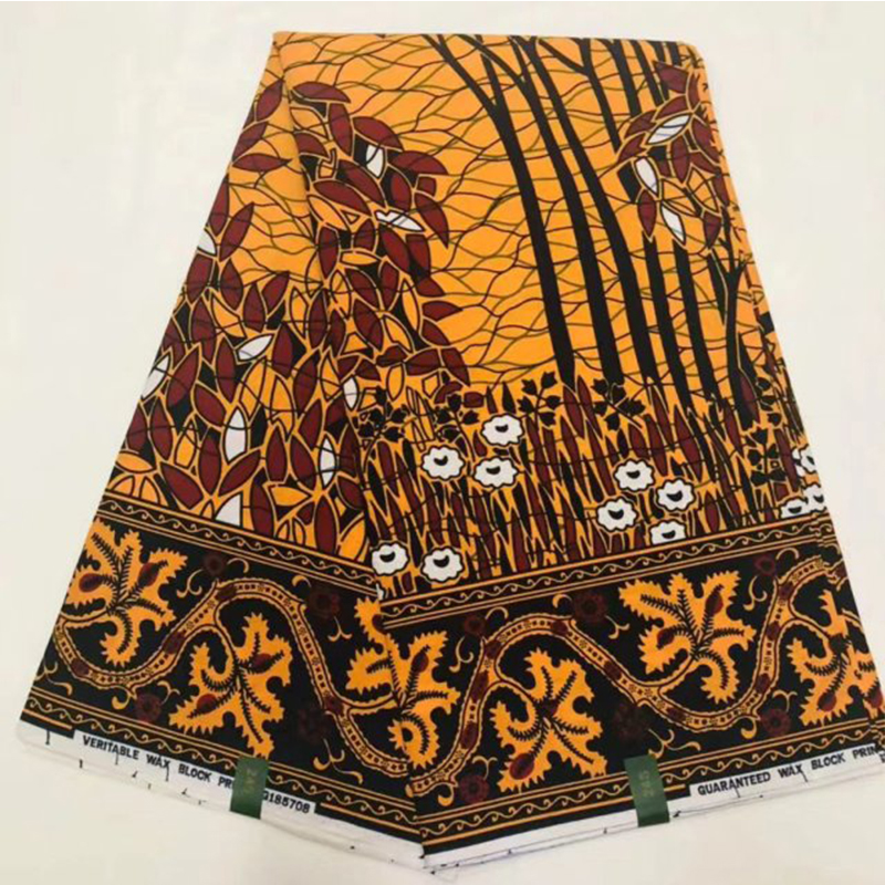 2019 Latest Ghana Ankara African Wax Fabric Pange Cotton Tissue Real Holland Block Print Super JAVA Nigerian Wax Fabric Kitenge