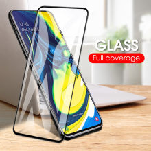 Full Cover Tempered Glass For Samsung Galaxy A90 5G 80 70 60 50 40 20E Screen Protector Film For Samsung Galaxy M30 20 10(China)