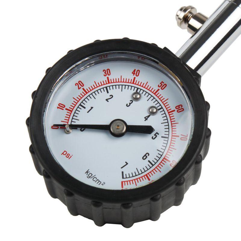 Tire Auto Pressure Gauge Car Bicycle Motor Tire Air Pressure Gauge Vehicle Control Meter System Tyre Pressure Sensor
