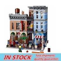 15011 Series The Detective's Office Set Avengers Set Assemble Building Blocks 30008 Kids Toys