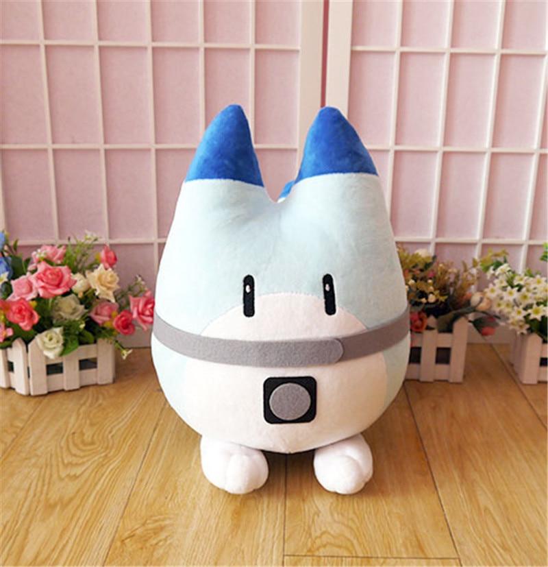 Anime Kemono Friends Lucky Beast Cosplay Stuffed Doll Toy Soft Plush Pillow Gift