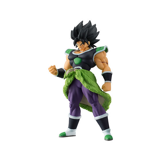 "Image 3 - Original Bandai HIGH GRADE REAL FIGURE Gashapon PVC Toy 02   Full Set 5 PCS Broly Goku Gogeta Whis ""Dragon Ball SUPER""Action & Toy Figures   -"