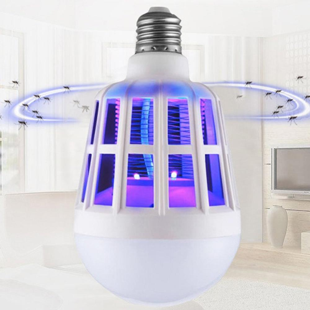 Bulb Mosquito Killer Household Led Mosquito Killer 9w 15w Energy-saving Led Mosquito Killer E27 Anti-mosquito