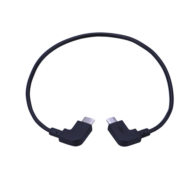 OTG Data Cable for DJI Mavic Mini Pro Air Spark Mavic 2 Zoom Drone IOS type-C Micro-USB Adapter Wire Connector for Tablet Phone 4